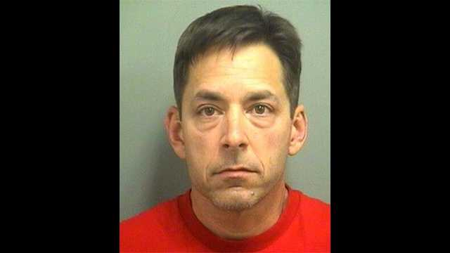 Palm Beach County firefighter Mark Freseman faces 22 charges after a drug arrest on Dec. 4.
