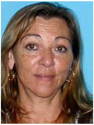 Myriam Jaramillo is wanted on charges of racketeering and conspiracy to commit racketeering. She was last seen in Orlando.