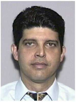 Adolfo De Cespedes is wanted on charges of Medicaid fraud. His last known whereabouts was in Key Biscayne.