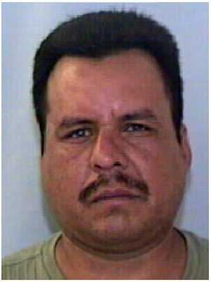 Jose Beltran is wanted on charges of conspiracy to traffic cocaine (8 kilograms) and trafficking in cocaine (8 kilograms). His last know whereabouts was in Pierson. Officials said he posted a $25,000 bond and disappeared. He is from Mexico.
