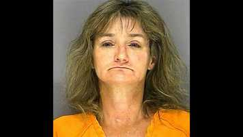 Rebecca Jenks was arrested for the seventh time in Volusia County on Dec. 9.
