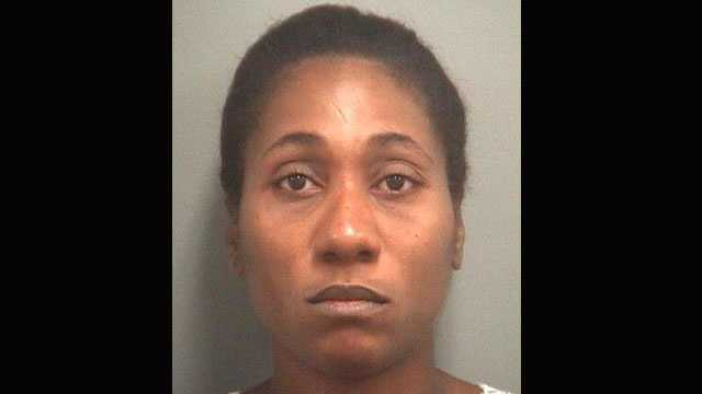 Natalie Jones was arrested as an accessory to murder in the death of Kenji Simeton.