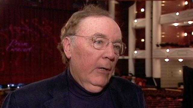 James Patterson rents out Kravis Center
