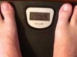 Lose those last five pounds.