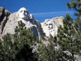 Visit Mt. Rushmore. (Photo: kyletaylor/flickr)