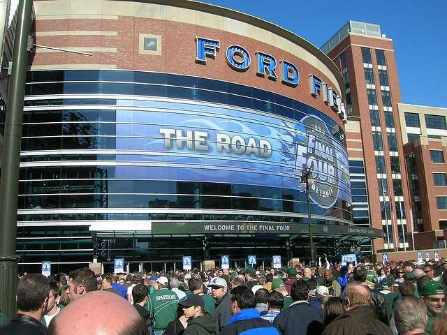Go to college basketball's Final Four. (Photo: madorni/flickr)