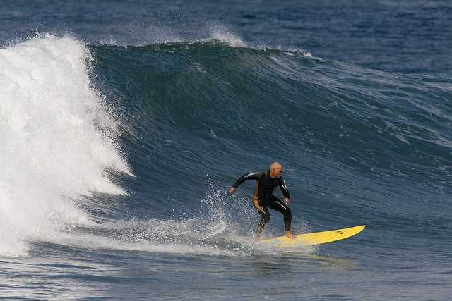 Learn to surf. (Photo: mikebaird/flickr)