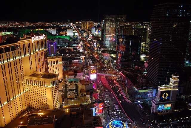 Celebrate a landmark birthday in Las Vegas. (Photo: westsideshooter/flickr)