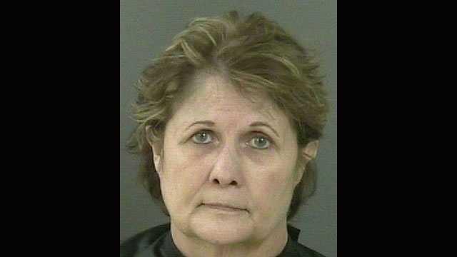 Vero Beach High School teacher Claire Danskin was arrested on suspicion of DUI.