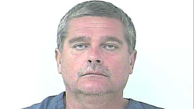 Thomas Ellis is accused of firing a gun out the window of his Ford Bronco on Interstate 95.