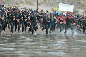 Heck, compete in a triathlon. (Photo: foleymo/flickr)