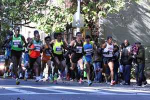 Run a marathon. (Photo: John P. Wise/WPBF)