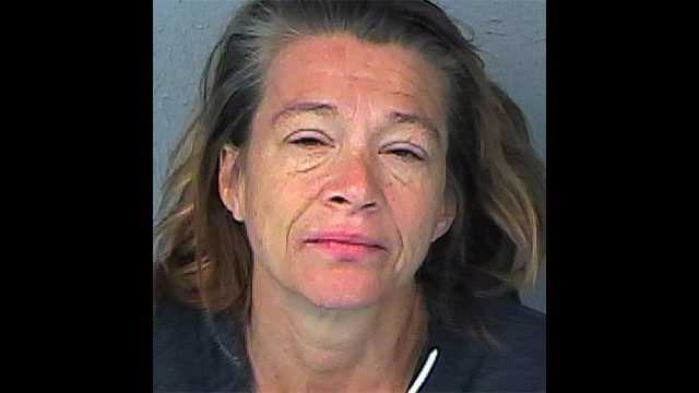Kimberly Losurdo was arrested in Hernando County for the fifth time in two years.