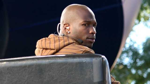 Chad Johnson is suing two websites that posted video of him having sex with a woman. (Photo: Jeff Kern/Flickr)
