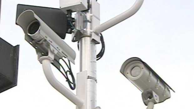 West Palm Beach red-light cameras file photo