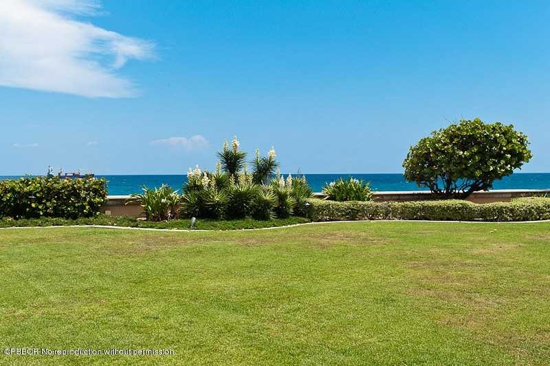 Steps from the ocean is not just a saying, it's a reality for this estate.