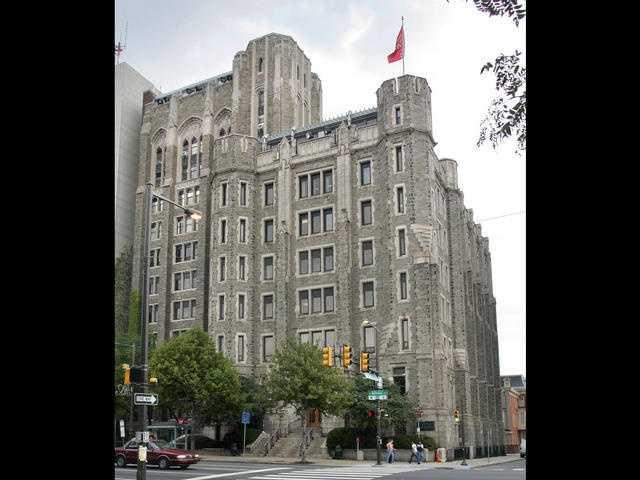 No. 3) Temple University, Philadelphia