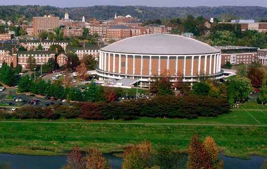 No. 17) Ohio University, Athens