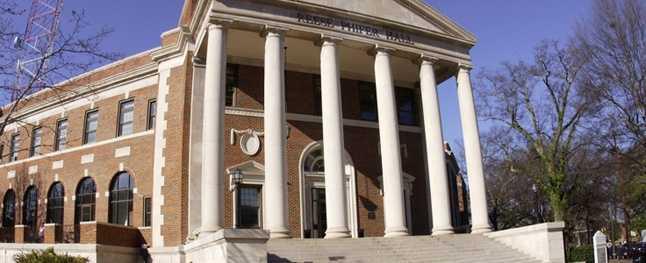 No. 19) University of Alabama, Tuscaloosa