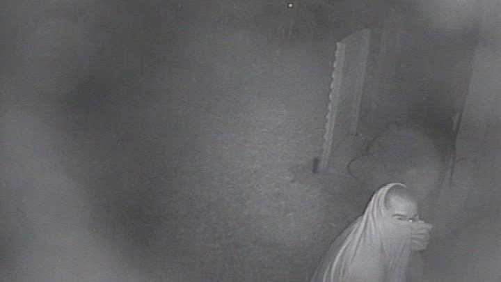 Deputies say this person has been peeping through windows of children's bedrooms and committing lewd acts.