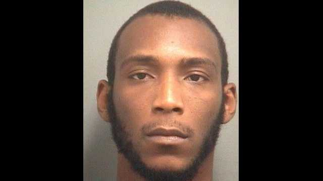 Koryean Hamon is accused of trying to set his boyfriend on fire in a bathtub.