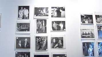 There was no shortage of celebrities to visit Studio 54.