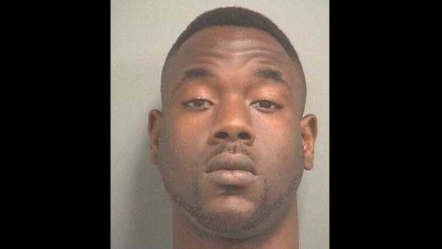 Isaac Nemorin is accused of raping a 17-year-old girl he met on Facebook.