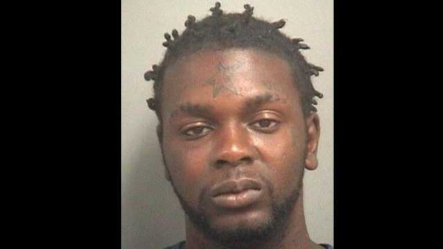 Deandre Wilson is accused of shooting Bernard Fleming during an argument at Stonybrook Apartments in Riviera Beach.