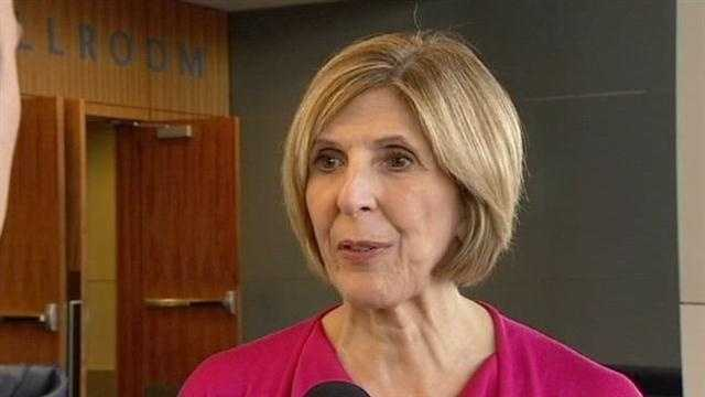 West Palm Beach Mayor Jeri Muoio says the city is putting together a framework of incentives to attract new businesses.