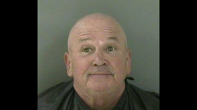 Ronald Reich is accused of entering a Vero Beach woman's home, sitting on her recliner and taking off his shirt while intoxicated.  Get local news, weather, and entertainment email newsletters.