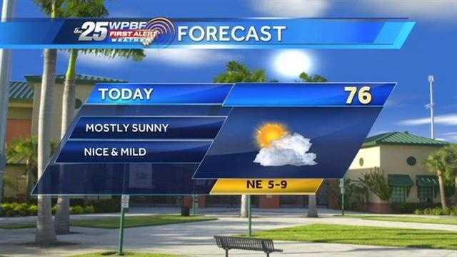 img-Friday Morning First Alert Forecast Jan 25