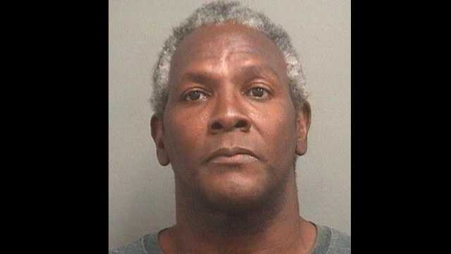Raleigh Turner is accused of punching a mentally challenged boy.