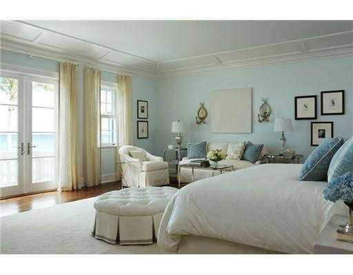 Master suite is one of 7 bedrooms in the home.