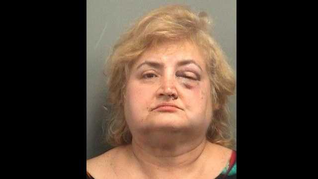 Caridad Dorta died Sunday at the Palm Beach County Jail.