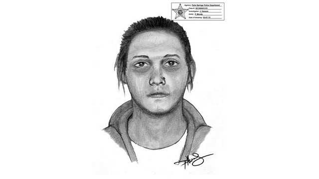 Police say this woman is believed to involved in a Jan. 18 home-invasion robbery in Palm Springs.