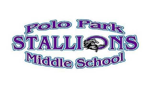 Polo Park Middle School Logo