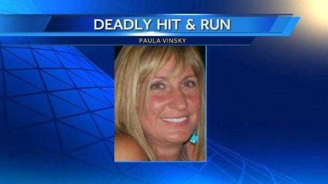 Paula Vinsky was killed in a hit-and-run crash while she was walking in Loxahatchee on Feb. 13.