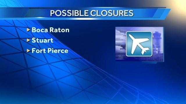 Possible Closures (air traffic control)