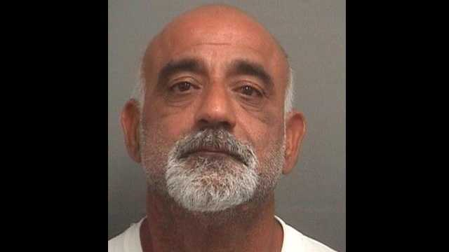 Michael Garcia was arrested on charges of theft, organized scheme to fraud and entering into a contract without a license.