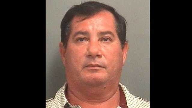 Porfirio Ruiz admitted to touching a girl inappropriately as punishment for her dressing provocatively, deputies said.