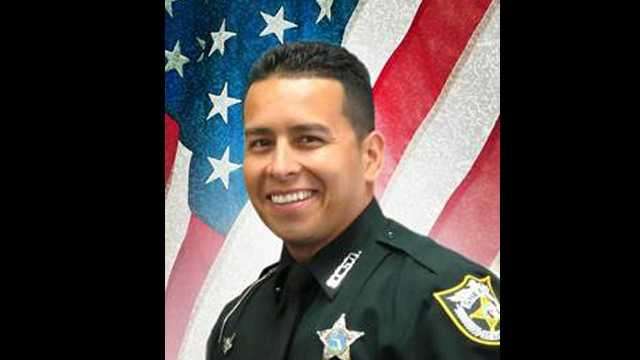 Sgt. Gary Morales was shot dead during a traffic stop in Port St. Lucie on Feb. 28.