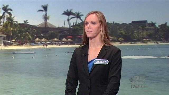 "Palm Beach Gardens resident Ashley Burns won more than $23,000 as a contestant on the ""Wheel of Fortune."""