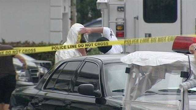 Image Neighbors react after crews investigate possible drug lab