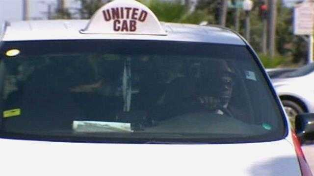 Cabbies upset about new taxi rules