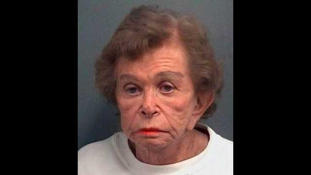 Audrey Allen, 84, faces felony charges after a hit-and-run crash in Boca Raton.