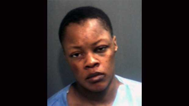 Priscilla Vaughn: Escort accused of biting man's genitals in hotel room