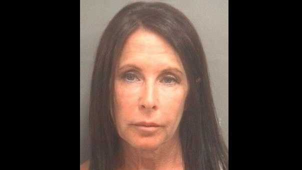 Norma Brownstein is accused of leaving a $5 bill at Buddha Garden for a $64.66 tab.