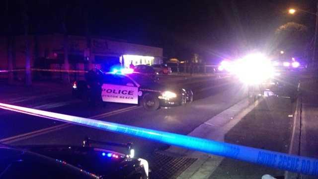 Boynton Beach fatal shooting
