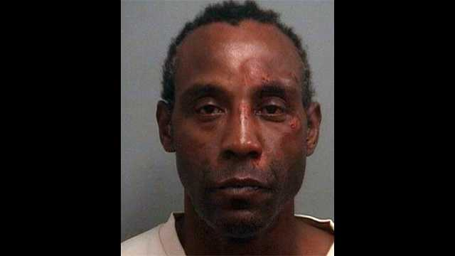 Lake Robinson is accused of shooting his girlfriend and her son on Easter Sunday.