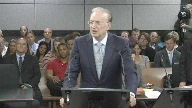 Roy Black in Goodman trial